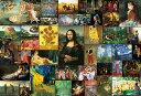 1000ピース ジグソーパズル 名画セレクション 40(49x72cm)(31-453)[ビバリー] t102