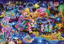 ディズニー ミッキーマウス 1000ピース ジグソーパズル ステンドアート ディズニー 星空に願いを…(DS-1000-771)[テンヨー] t100