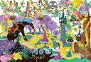 ディズニー 塔の上のラプンツェル 1000ピース ジグソーパズル ステンドアート ホラグチカヨ ブリリアント カラーズ(ラプンツェル)(51.2x73.7cm)...