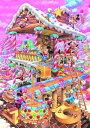 【在庫あり】ジグソーパズル 300ピース ディズニー おかしなおかしの家 (30.5x43cm)(D-300-275) テンヨー 梱60cm t100