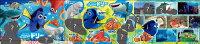 ディズニー 子供向けパズル 10+15+20ピース 子供 向けパズル ステップパノラマパズル ファインディング・ドリー(24-111)[アポロ社] t101