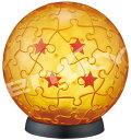 立体パズル 60ピース ジグソーパズル アートボールジグソー ドラゴンボール超 四星球(AT0-01)[エンスカイ] t104