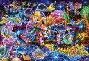 ジグソーパズル 500ピース ディズニー 星空に願いを… ぎゅっとシリーズ ピュアホワイト (25x36cm)(DPG-500-592) テンヨー 梱60cm t104