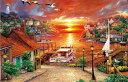 【あす楽】 300ピース ジグソーパズル チャック・ピンソン ニュー ホライズン(26x38cm)(300-325)[アップルワン] t102の画像