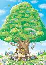 ジグソーパズル 1000ピース PEANUTS スヌーピー 大きな樹 ベリースモールピース(38x53cm) (29-501) エポック社 梱60cm t101