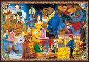 ディズニー 美女と野獣 1000ピース ジグソーパズル 美女と野獣 永遠の愛 世界最小1000ピース【光るパズル】(29.7x42cm) (DW-1000-479)[テンヨー] t102