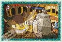 ジブリ となりのトトロ 300ピース ジグソーパズル となりのトトロ ネコバス到着【アートクリスタルジグソー】(26x38cm) (300-AC33)[エンスカ...