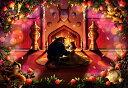 ディズニー 美女と野獣 500ピース ジグソーパズル ピュアホワイト 美女と野獣 愛のはじまり【ぎゅっとシリーズ】(25x36cm) (DPG-500-595)[テンヨー] t103