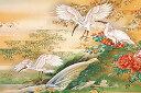 ジグソーパズル 1000ピース 開運画 竹内白雅 飛翔の鴇(50x75cm) (1000-804) アップルワン 梱80cm t101