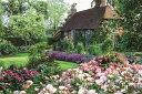 ジグソーパズル 1000ピース 花園のコテージ(50x75cm(10-797) エポック社 梱80cm t101