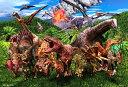恐竜 150ピース ジグソーパズル 大恐竜ワールド ラージピース(26×38cm)(L74-175) ビバリー 【梱60cm】t101
