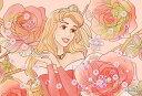ジグソーパズル 70ピース ディズニー プリンセス Royal Floral(オーロラ姫) パズルデコレーション (10x14.7cm) (70-013) エポック社 梱..