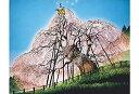 ジグソーパズル 300ピース 藤城清治 三春の滝桜 -福島- (26x38cm) (300-338) アップルワン 梱80cm t102