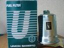 フューエルエレメント ( 燃料フィルター ) JF-723 【ユニオン産業】 ホイルローダ/ショベルカー/トラクター等
