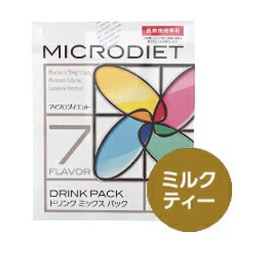 サニーヘルス マイクロダイエット MICRODIET ドリンク(ミルクティー味)7食【置き換え/カロリー/ ドリンクタイプ】[ 送料無料 ]【コンビニ受取可】