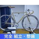 【MASI 街乗りにおすすめピスト】【自転車安全整備士による完全組立・点検整備の完成車】《S》