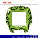 VETTA (ベッタ) Replacable Front Cover (リプレーサブル フロント カバー) ウエストコーストスプリント[サイクルメーター・コンピ..