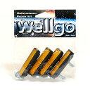 wellgo (ウェルゴ) RR-1 CATEYE Pedal reflector (キャットアイ製ペダルリフレクター)[ペダル]