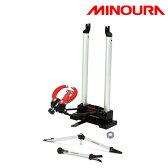 MINOURA (ミノウラ) RIM TRUING STAND SET FT-1COMBO (リム振れ取り台セット FT1コンボ)[メンテナンス][ホイール][専用工具]