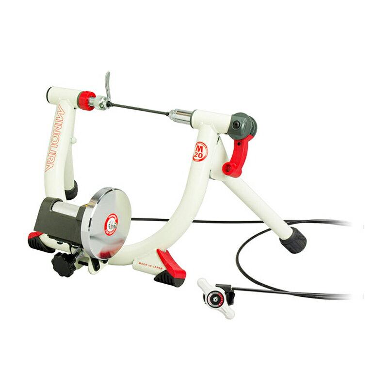 """《即納》MINOURA (ミノウラ) LR240 LiveRide Trainer minimag (LR-240 20""""ミニベロ用トレーナー ミニマグ) マグライザー付[トレーナー(ローラー台)][タイヤドライブ式][固定式ローラー台] 【MINOURA ミノウラ トレーナー(ローラー台) 自転車パーツ ロードバイク 】くろい"""