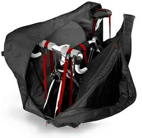 SCICON(シーコン)AEROCOMFORTPLUS(エアロコンフォートプラス)飛行機輪行に最適な輪行バッグ