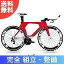 【CERVELO サーベロ トライアスロンバイク/TTバイク 自転車 自転車安全整備士による完全組立・点検整備の完成車】