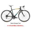 【MASI マジー ロードバイク・ロードレーサー 自転車 自転車安全整備士による完全組立・点検整備の完成車】《S》