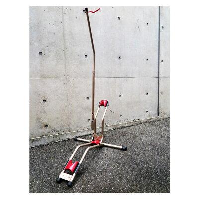 【土日祝もあす楽】MINOURA(ミノウラ)DS-800AKI縦置き対応の省スペース自転車ラック屋内保管スタンドに[ディスプレイスタンド][スタンド型]