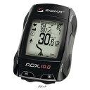 《即納》【あす楽】【ヨーロッパNo1ブランド】SIGMA(シグマ) ROX10.0GPS SET 本体+センサーセット GPS搭載・パワー計算機能付きワイ..