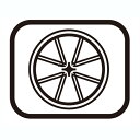 【GWも営業中】SHIMANO(シマノ) スモールパーツ・補修部品 ハブ軸(M10×141mm)玉間130mmクイックレリーズ式用 Y30K01100[CS(普及グレード)][シマノスモールパーツ]