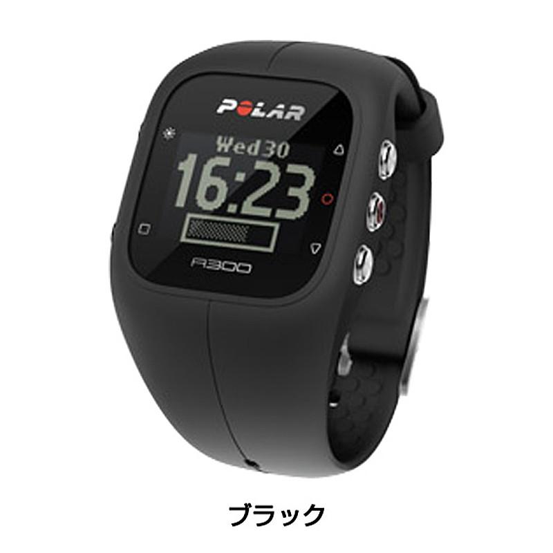 POLAR(ポラールメーター) A300HR[本体][ハートレートモニター] 【送料無料】