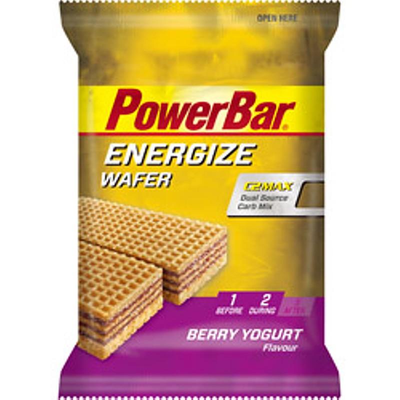 PowerBar(パワーバー) ENERGIZE(エナジャイズ) WAFER(ウエハース)[エネルギー・水分補給][ボディケア・サプリメント]