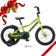 【先行予約受付中】【☆クリスマスプレゼントにおすすめ☆】SCHWINN(シュウィン) 2017年モデル GREMLIN (グレムリン)[16インチ][幼児用自転車]