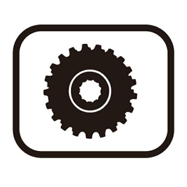 【売切御免!在庫処分大特価】SHIMANO(シマノ) スモールパーツ・補修部品 CS6800ロックリング/スペーサー Y1Y998010[CS(普及グレード)][シマノスモールパーツ]