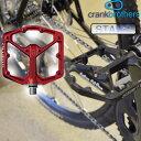 crankbrothers(クランクブラザーズ) STAMP(スタンプ)スモール マウンテンバイク(MTB)用ペダル フラットペダル パーツ アクセサリ