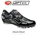 SIDI(シディ) 2017年モデル CAPE (ケープ ブラック/ブラック)[クリップレス][マウンテンバイク用]