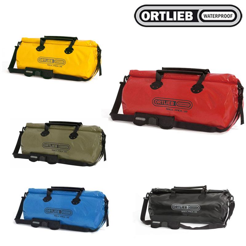 ORTLIEB(オルトリーブ) ラックパック L[トランジション・遠征用バッグ][身につける・持ち歩く][自転車バッグ]