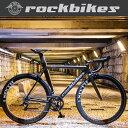 《在庫あり》ROCKBIKES(ロックバイクス) ROCKET phase3 (ロケットフェーズ3)[カーボン/アルミフレーム][ロードバイク・ロードレー..