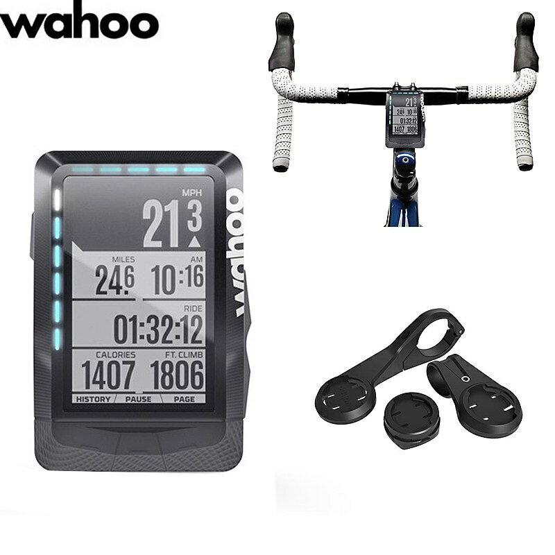 wahoo(ワフー) ELEMNT(エレメント) GPS サイクルコンピューター[ケイデンス機能付き][ワイヤレス] 【送料無料】《P》