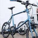 【春の早期購入キャンペーン開催中!】Khodaa Bloom(コーダブルーム) 2018年モデル RAIL 20(レイル20)SORA [スポーティー][ミニベロ/折りたたみ自転車]【自転車保険プレゼントキャンペーン中】
