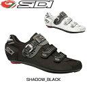 SIDI(シディ) GENIUS 7 MEGA SHADOW (ジーニアス7メガシャドウ) SPD-SLビンディングシューズ [ロードバイク用][サイクルシューズ]