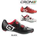CRONO(クロノ) CR-1 CARBON (CR-1カーボン)SPD-SLビンディングシューズ[ロードバイク用][サイクルシューズ]