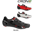 《即納》CRONO(クロノ) CR-2 CARBON (CR-2カーボン)SPD-SLビンディングシューズ[ロードバイク用][サイクルシューズ]