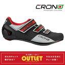CRONO(クロノ) CR-4 NYLON (CR-4ナイロン)SPD-SLビンディングシューズ[ロードバイク用][サイクルシューズ]