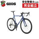 GIOS(ジオス)2021年モデル TITANIO(チタニオ)ULTEGRA(R8000)