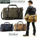 FILSON(フィルソン) ミディアムダッフルバッグ DUFFLE-MEDIUM ボストンバッグ 鞄 11070325【10P03Dec16】