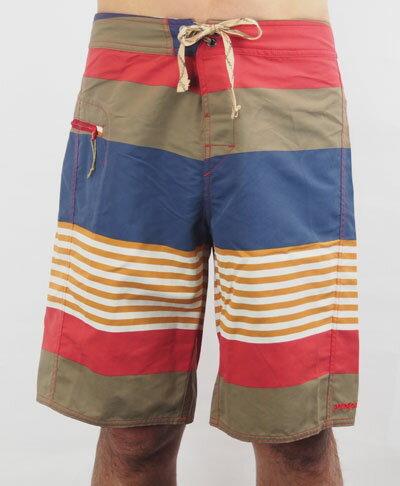 【MATSUMOTOSHAVEICE×HIC】【ハワイ限定品】メンズ水着ボードショーツダブルネームマツモトシェイブアイスサーフパンツトランクス水陸両用海プール海水浴サーフィンSURFNORTHSHOREハワイハレイワ