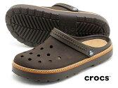 crocs cobbler 11302-206:Espresso クロックス コブラー