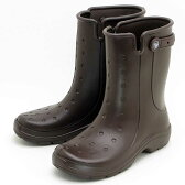 crocs reny 2.0 boot16010-2K8マホガニー