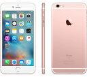 「新品 未使用品 白ロム」利用制限〇 au iphone 6s 32gb Rose Gold ローズゴールド※赤ロム永久保証 [Apple/アップル][アイフォ...